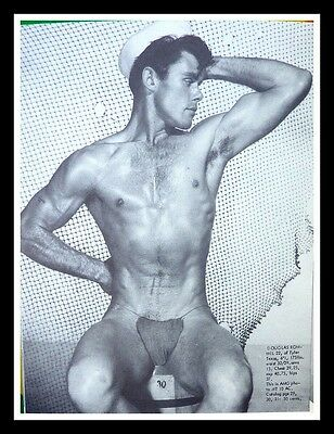 Physique Pictorial Vol12 No2 Male Semi Nude Tom of Finland Cowboy Gay Interest