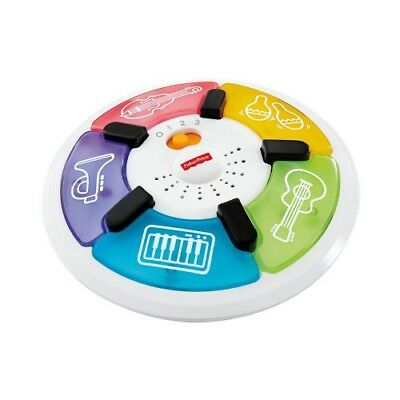 Fisher Price  Piano Luces De Color