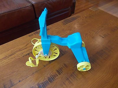 Vintage Mattel Tippee Toes Ride-on Tricycle