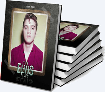 The Elvis Files Volume 1 1953-1956 : Hardcover Book : 560 pages, 1.600 + photos