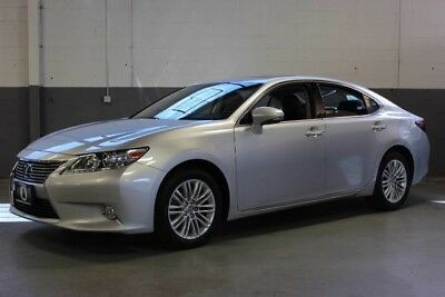 2013 Lexus ES Base Sedan 4-Door BEAUTIFUL 2013 LEXUS ES350, LOADED WITH OPTIONS, JUST SERVICED!!!