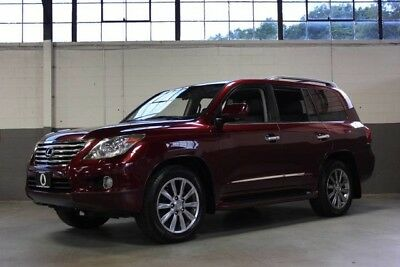 2010 Lexus LX Base Sport Utility 4-Door BEAUTIFUL 2010 LEXUS LX570, LOADED WITH OPTIONS, JUST SERVICED!!!