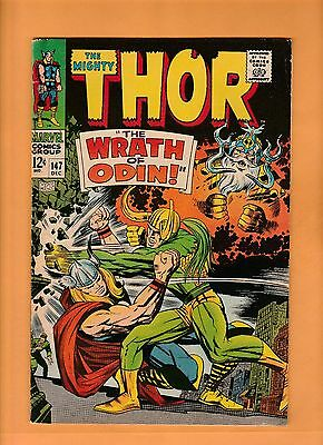 The Mighty Thor #147 Inhumans origin continues Marvel Comics