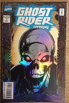 Ghost Rider 2099 #1 NM (Foil Cover)