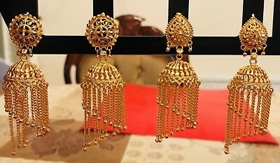 Indian Earrings / Jumka / Jewellery