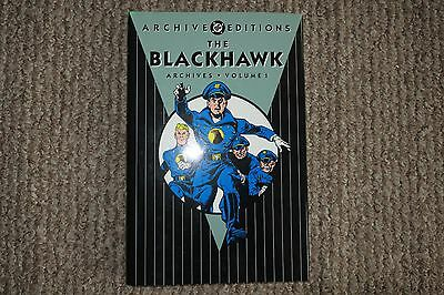DC ARCHIVE EDITIONS - BLACKHAWK - Vol. 1 - Great Condition
