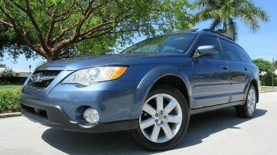2008 Subaru Outback 4Dr 2008 SUBARU OUTBACK LIMITED AWD, CDC/SAT/MP3, HEATED LEATHER, SUNROOF, SERVICED!