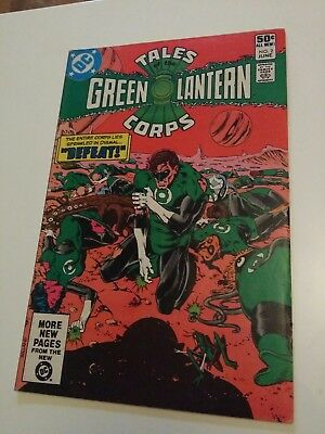 Tales Of The Green Lantern Corps  #2  - Dc Comics Rare