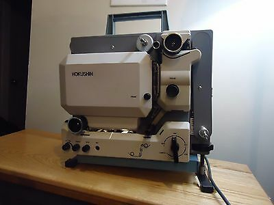 16mm Apollo  HOKUSHIN Projector Serviced Ready to Sell