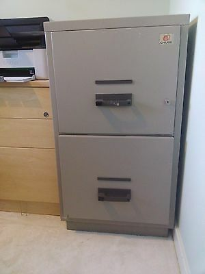 Chubb Fire Safe - Rated for 2 hours - Asbestos free - £1k+ when new!