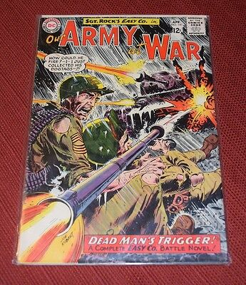 Our Army at War #141 (Apr 1964, DC)
