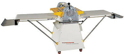 "Thunderbird Floor Standing Dough Sheeter Roller TBD-600 Reversible 24"" Width"