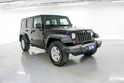 2007 Jeep Wrangler  2007 Jeep Unlimited X
