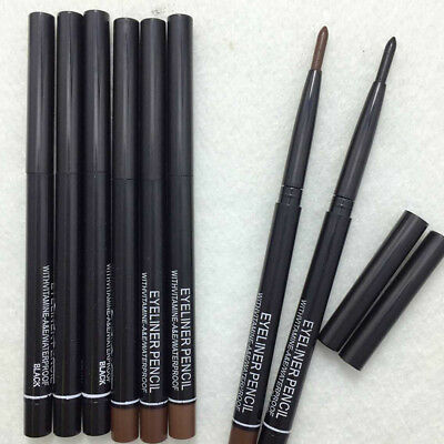 Waterproof Eye Brow Eyeliner Eyebrow Pen Pencil Lasting Makeup Cosmetic Tool