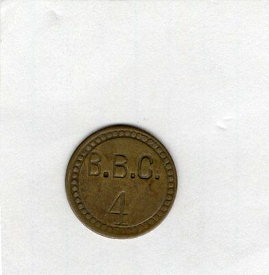 Bayless Brothers Company 4 Barclay Maryland Canning Token
