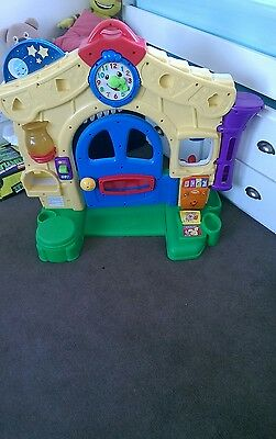 toy musical house