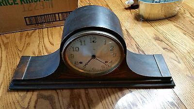 Late 1920s Waterbury mantle clock, Made in USA