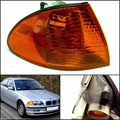 BMW E46 3 Series (4dr) Genuine Front Right Indicator Turn Signal