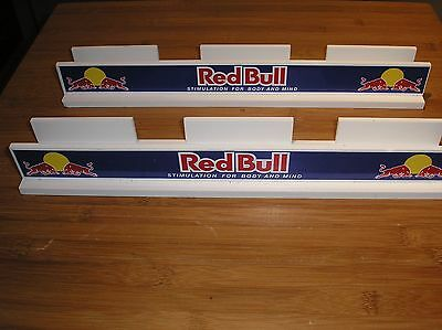 Red Bull Pit Wall x 2