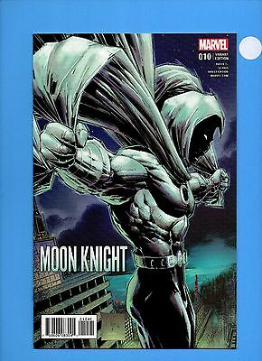 Moon Knight #10 Whilce Portacio Classic Artist Variant 1:25 (March 2017, Marvel)