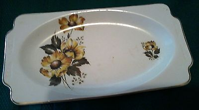Wood & Son Sandwich Tray-Made In England-Collectors