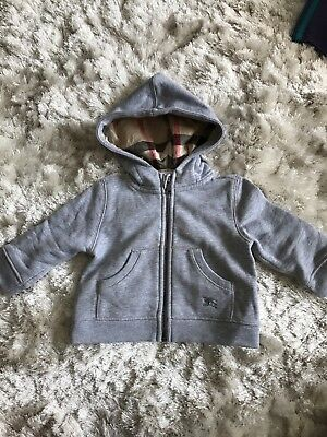 Burberry Zipper Infant 6 Months