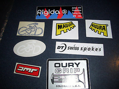 Cycling Sticker Decals