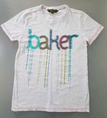 Baker by Ted Baker short sleeve tee size 10
