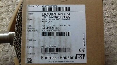 Liquiphant M   FTL 51     level switch