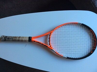 Head Nano Ti Radical Lite Tennis Racquet