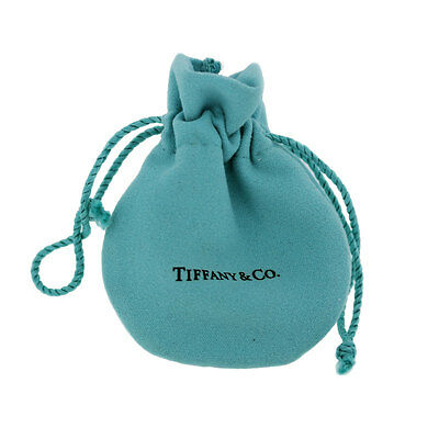 Tiffany & Co 100% GENUINE AUTHENTIC Carry Bag for Jewellery and Gifts Pouch