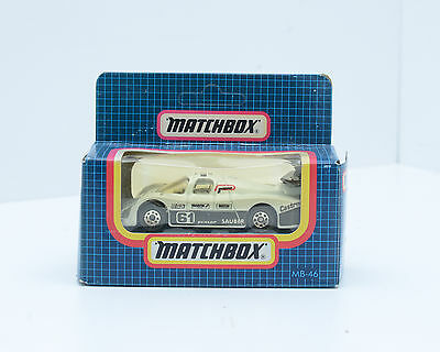 Matchbox MB-46, SAUBER GROUP C,  in Excellent Condition, 2236