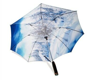 JINX Umbrella Fan 82cm USB Rechargeable Powerbank UPF 50+ Summer Beach Shade