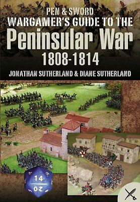Wargamer's Scenarios: The Peninsular War 18 by Alistair Smith Paperback Book New
