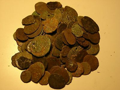140x Roman Coins- Constantine to Valentinian - 1700 years old Antiques- Bargain
