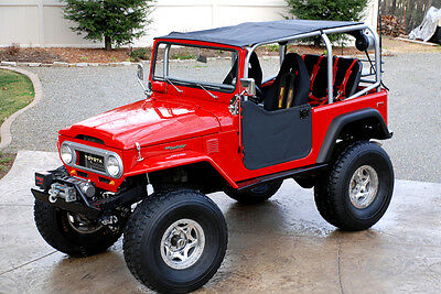 1969 Toyota Land Cruiser  1969 California Resto-Mod FJ40 - EXCELLENT