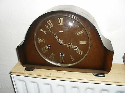 Smiths Mantle Clock with Westminster Chime