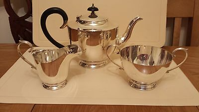 Vintage Hawksworth Eyre & Co Tea Service