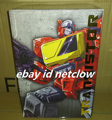 Transformers KFC Toys Masterpiece Blaster Transistor in Stock