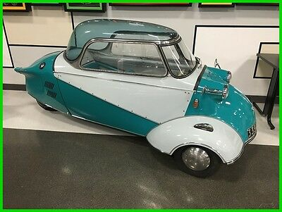 1963 Messerschmitt KR200  1963 Used