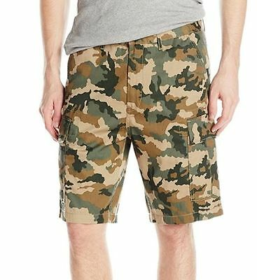 Levi's Carrier Camo Cargo Shorts Loose Fit Mens Size 30 FREE SHIP $50