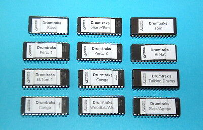 Sequential Drumtraks - Sound Eprom - New