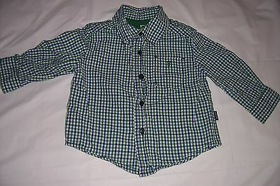 Genuine Kids   Boys   12 Months   L/sleeve casual button front shirt