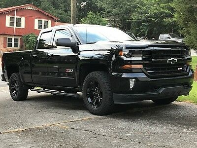 2016 Chevrolet Silverado 1500 LT Z71 Midnight Edition 2016 Chevrolet Silverado 1500 LT Z71 Midnight Edition