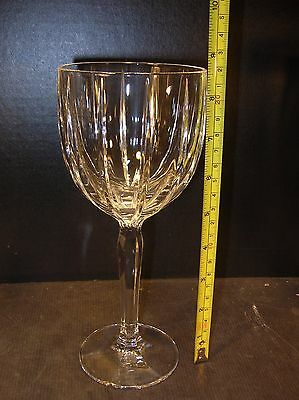 "Replacement  Waterford Lead Crystal Marquis ""omega"" Wine/water Goblet"