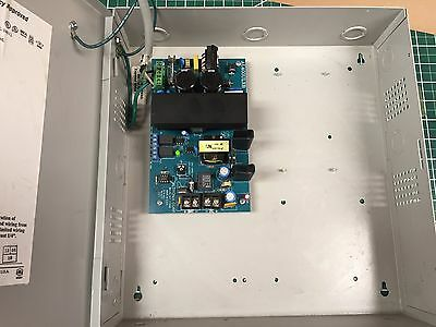 Altronix power supply / Charger  AL400ULX Single Output, 12/24 VDC, 4/3 Amps