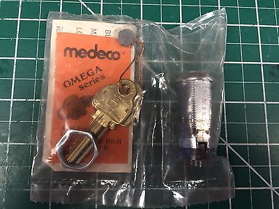 Medeco Electronic switch Cam lock / Locksmith / High security / Omega Series
