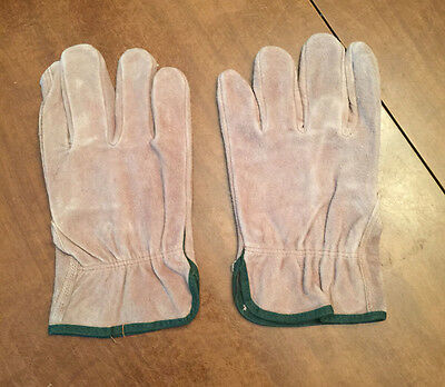 Magid Large Leather Gloves