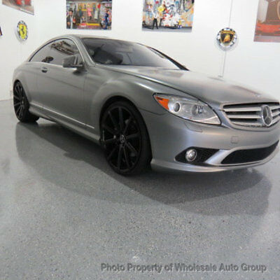 2010 Mercedes-Benz CL-Class 2dr Coupe CL550 4MATIC FULLY LOADED !! BEST COLOR  !! PERFECT! CONDITION !! NATIONWIDE SHIPPING