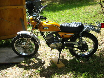 1971 Yamaha Other  1971 Yamaha CT-1 175cc Runs
